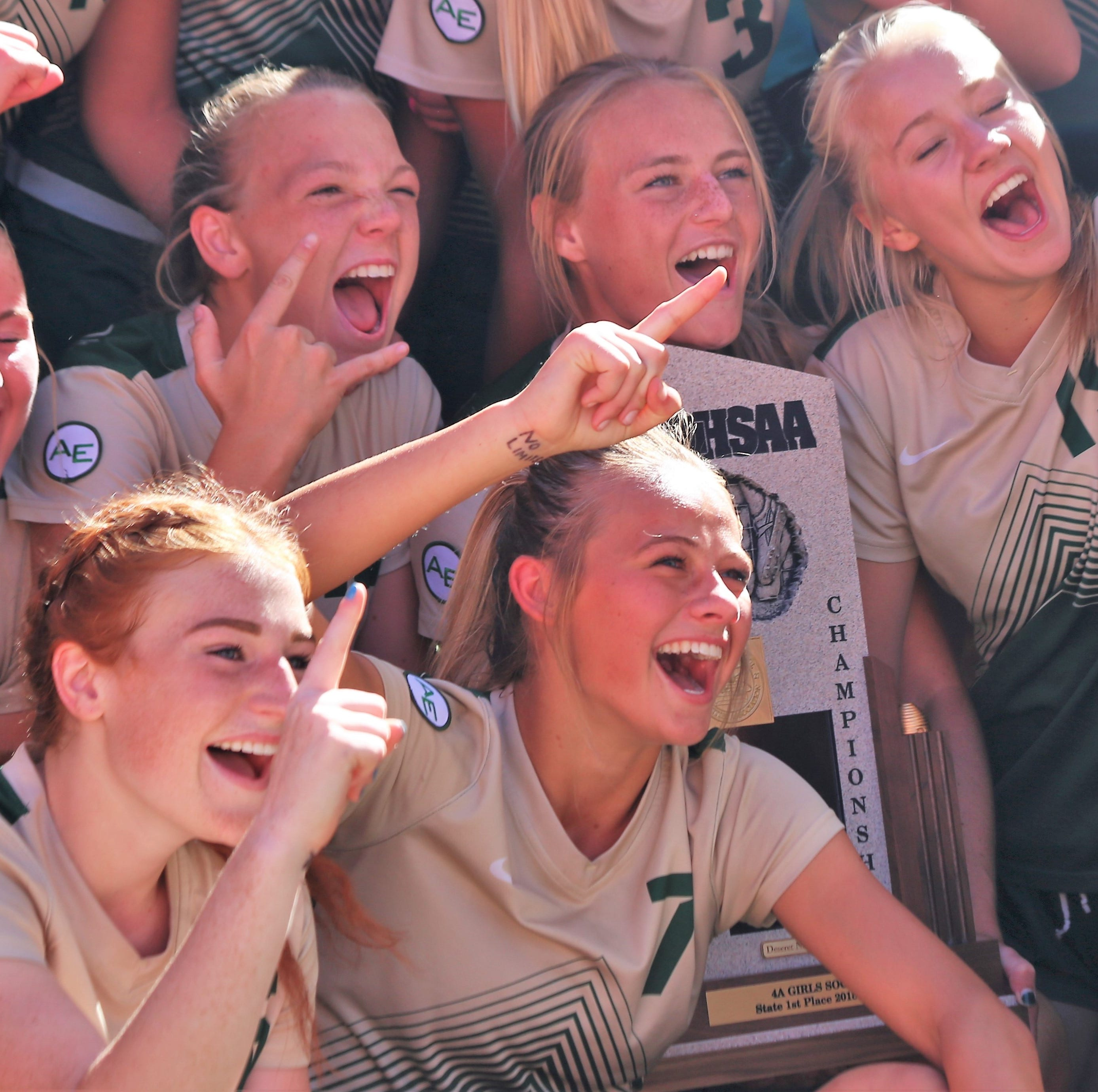 Snow Canyon wins 4A state soccer championship