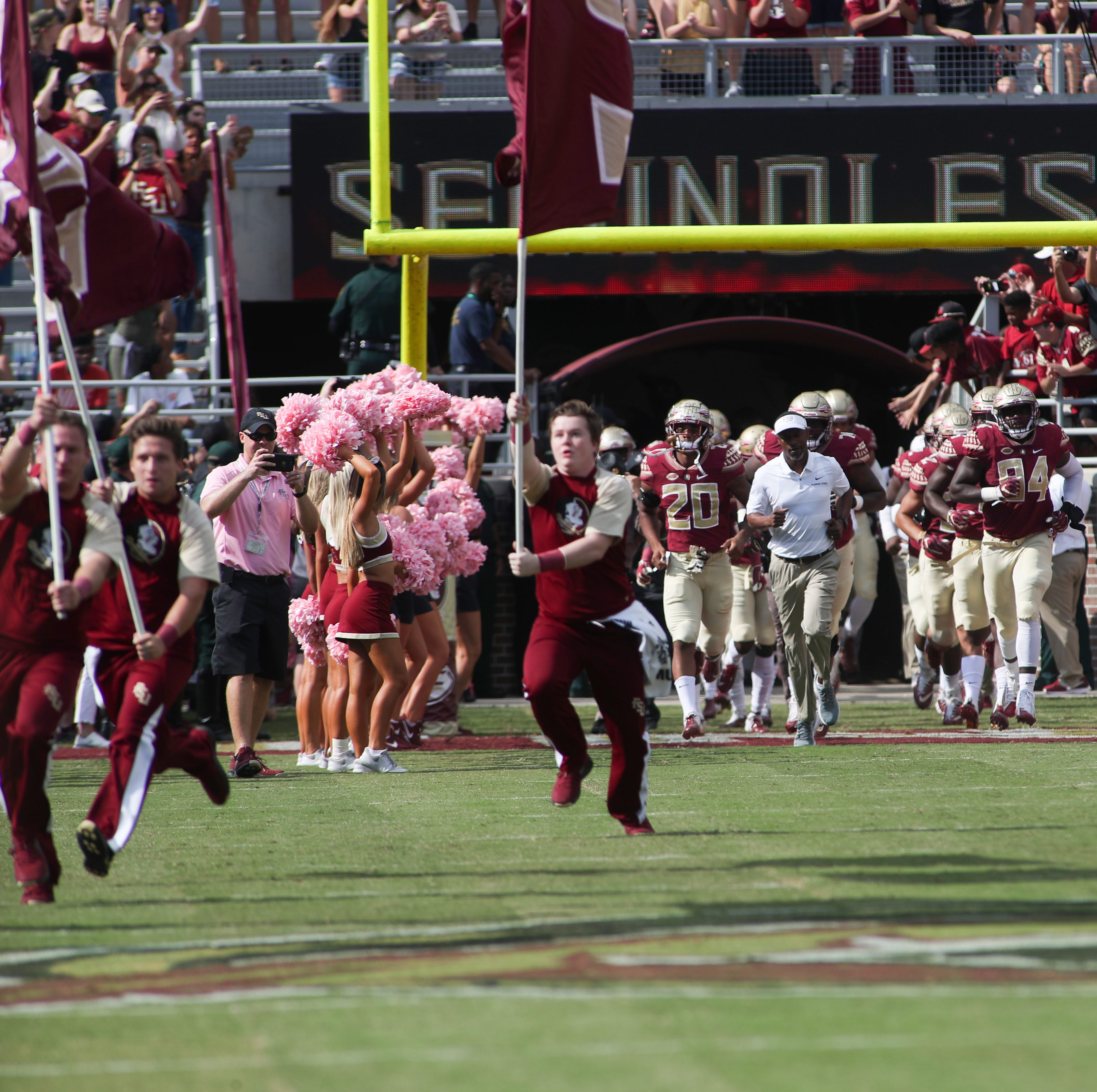 Florida State's 2019 football schedule released