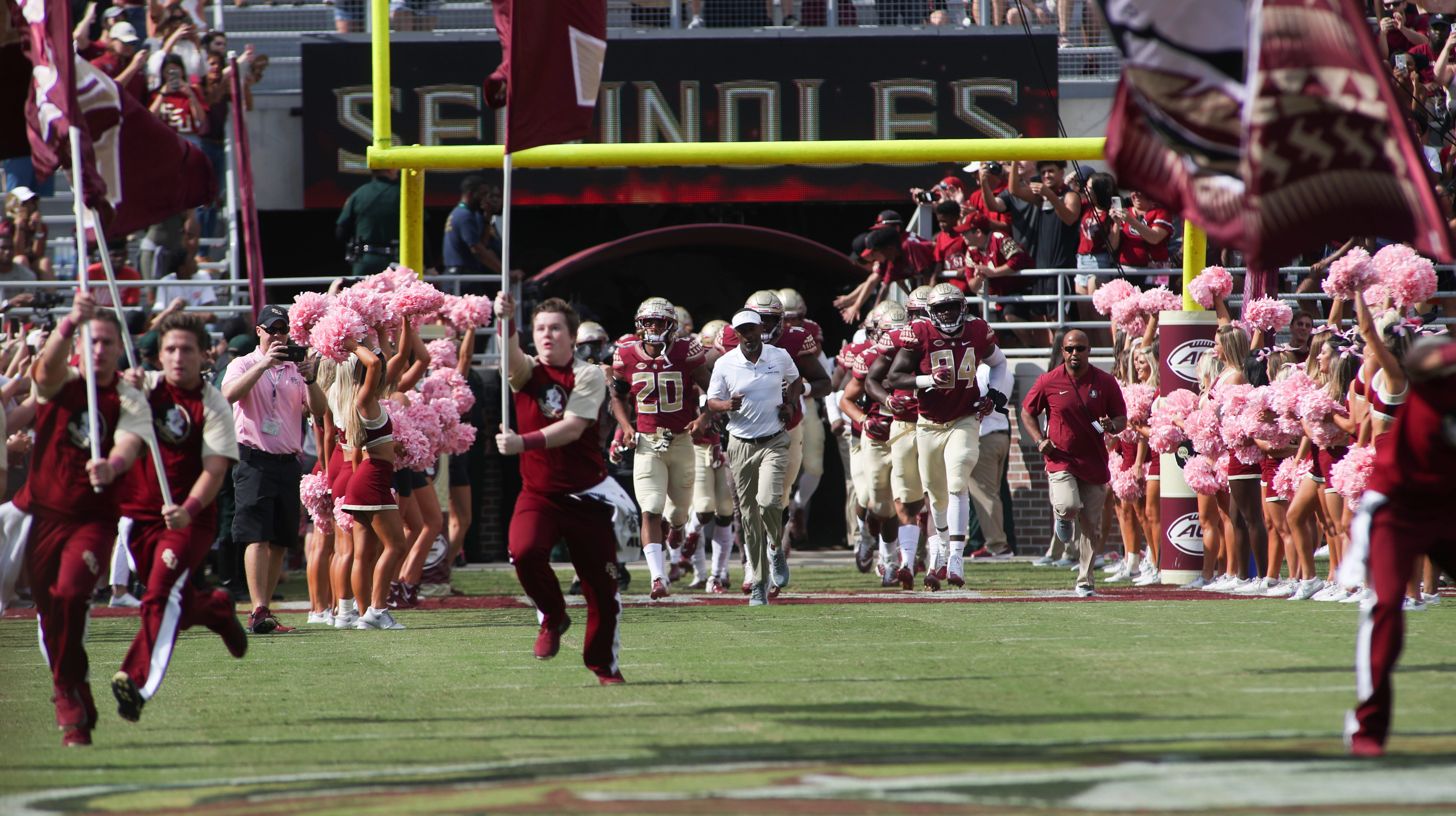 Florida State S 2019 Football Schedule Released