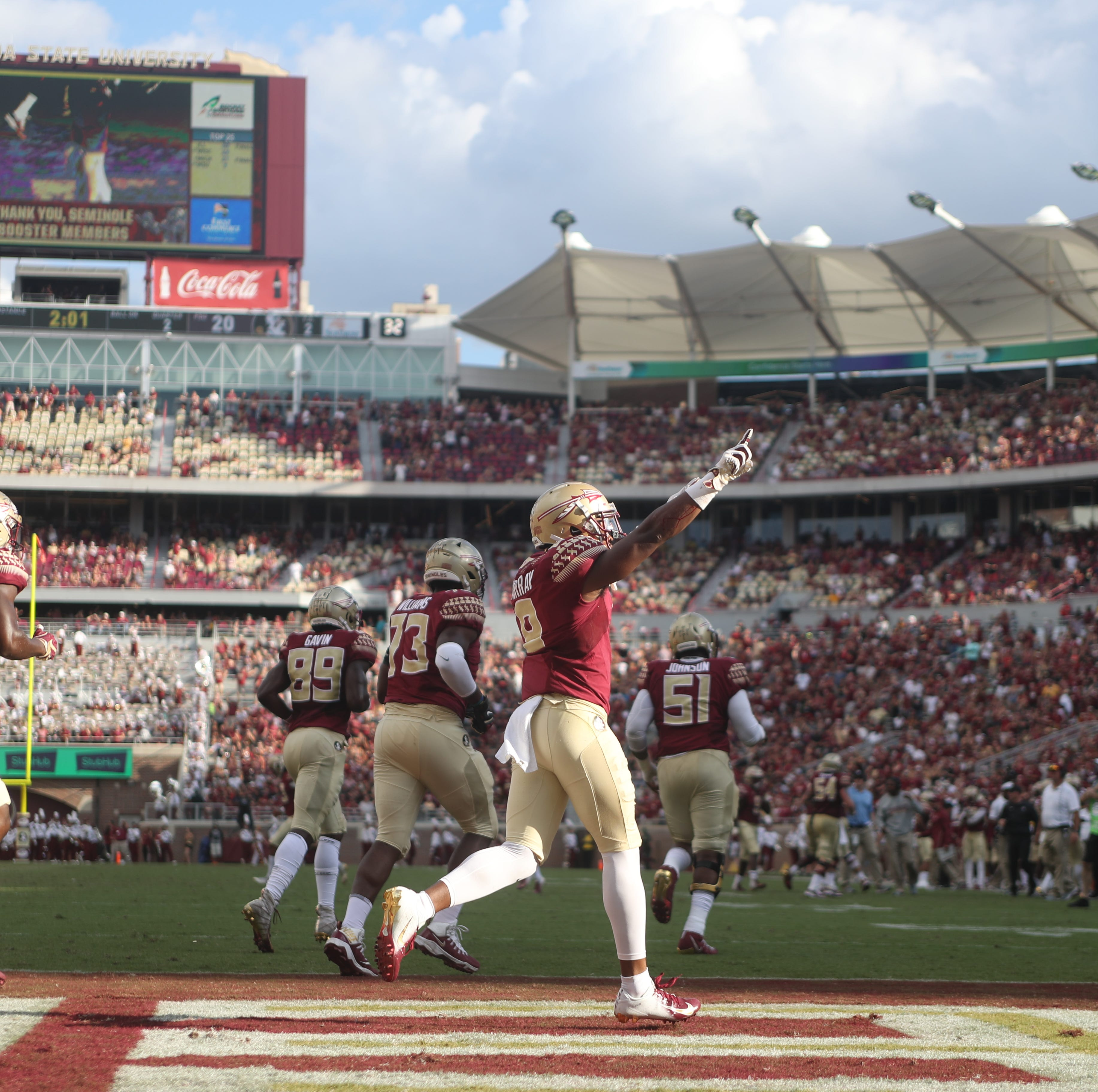 Final: FSU rallies to beat Boston College 22-21