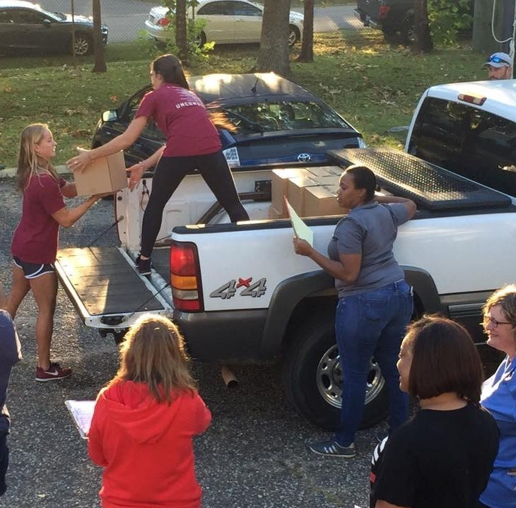 Notes on Nonprofits: Groups work together to get help to those in need after hurricane