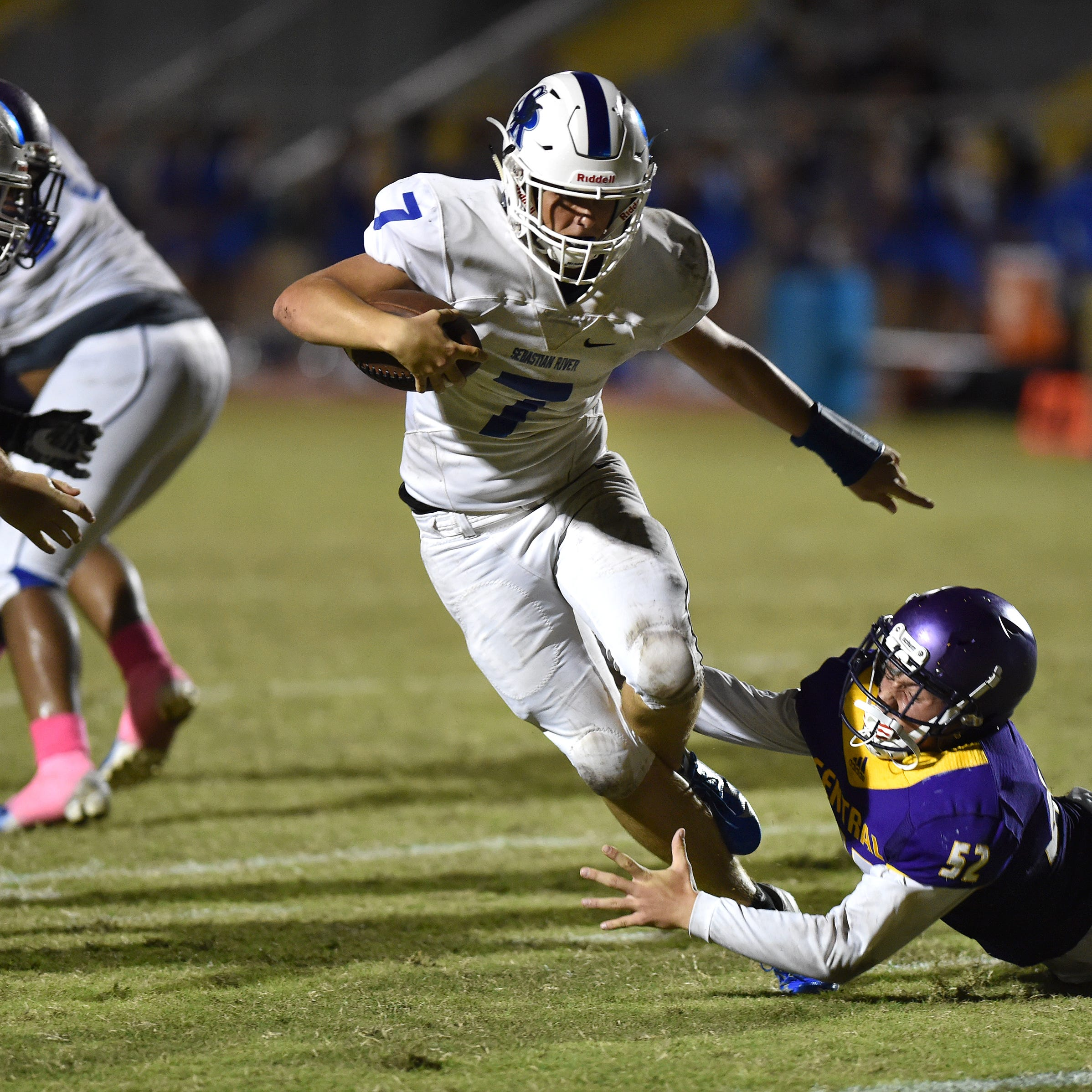 Week 9 roundup: Sebastian River turns back Fort Pierce Central for win No. 5