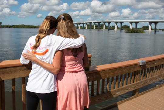 The Cole Coppola Memorial Fishing Pier was dedicated Saturday, October 20, 2018, at Riverside Park in Vero Beach. Hundreds of friends and family members came to honor Coppola who was killed in 2014 at the age of 16 when he was hit by a drunk driver while riding his bike on top of the 17th Street Bridge. The Live Like Cole Foundation's main project was to raise money to build the memorial fishing pier which is located between the Barber Bridge and Memorial Island. The pier will provide the public a new, safe place for fishing in the Indian River Lagoon, while creating a habitat for fish and other marine life to thrive.