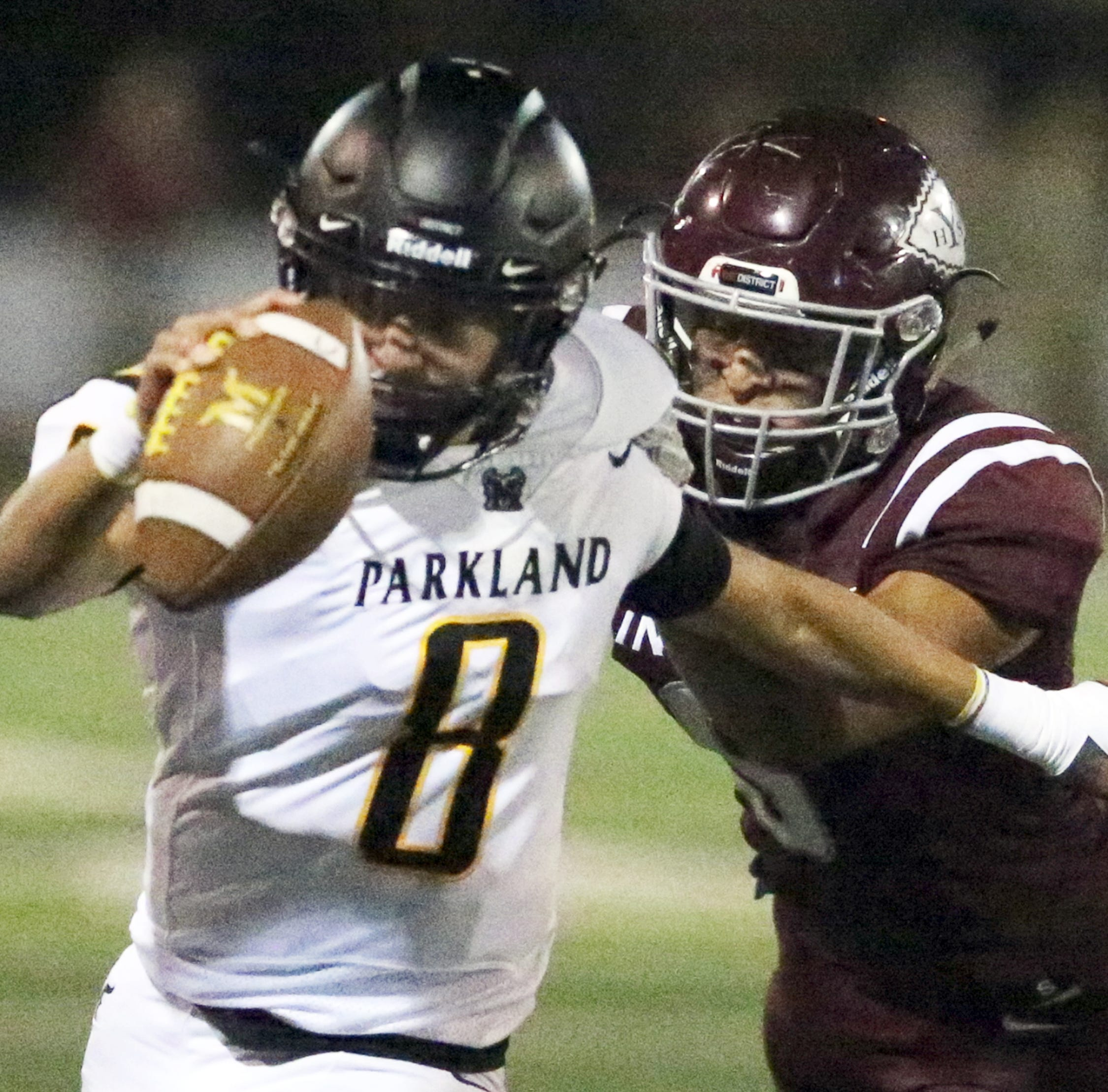 El Paso high school football: Eastwood could contend for district with win over Del Valle