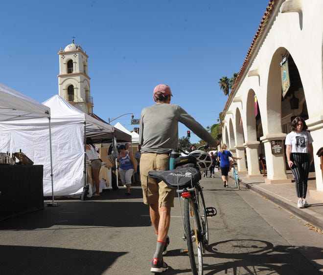 Opponents say a ban on short-term rentals could hurt Ojai businesses.