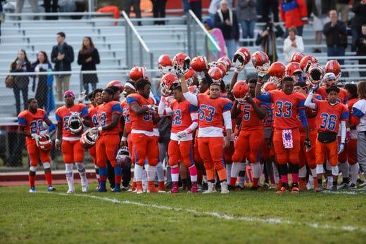 The Millville High School football team beat Atlantic City 50-0 in Friday  night s football 1f6ffd37b