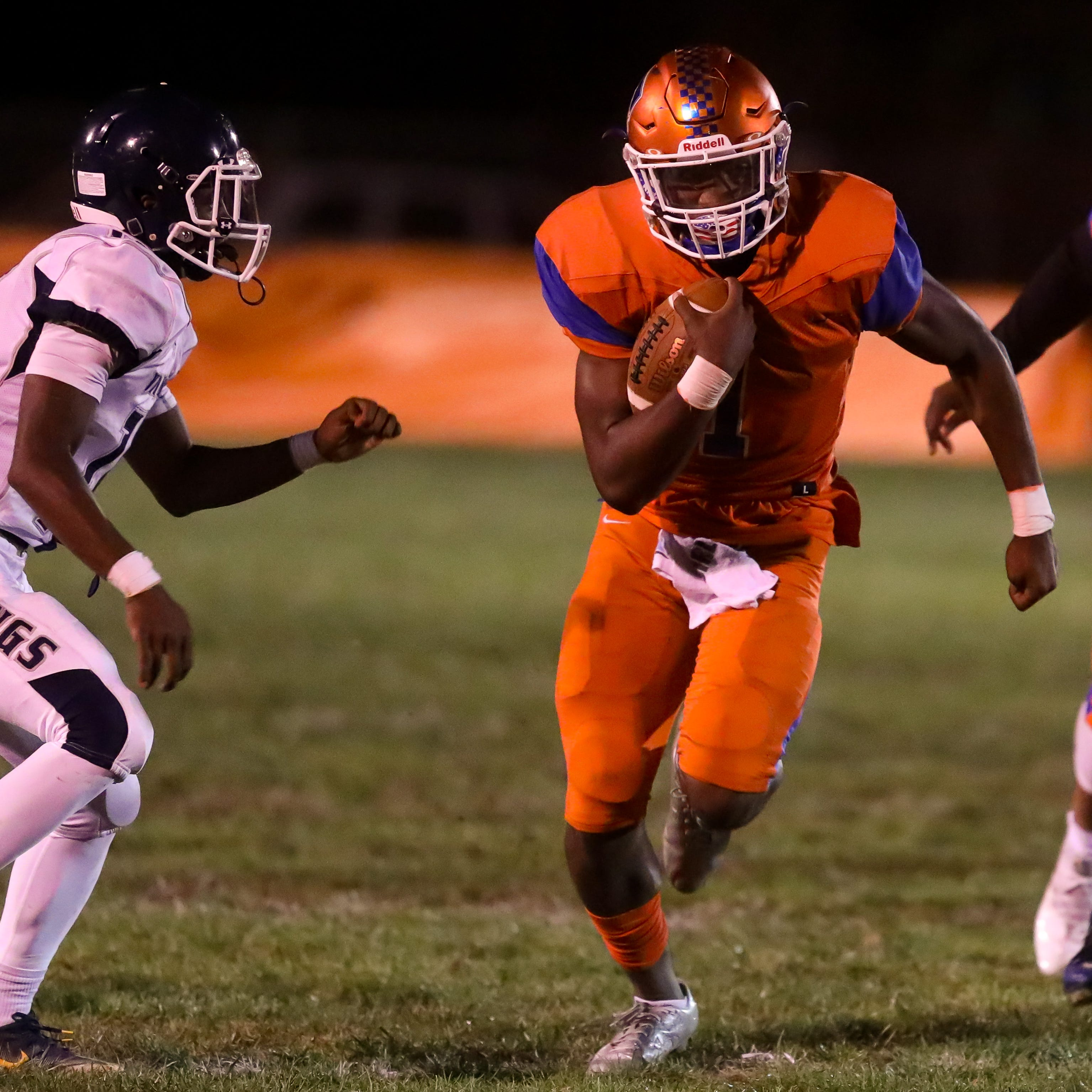 Football: Millville routs Atlantic City for fifth straight win