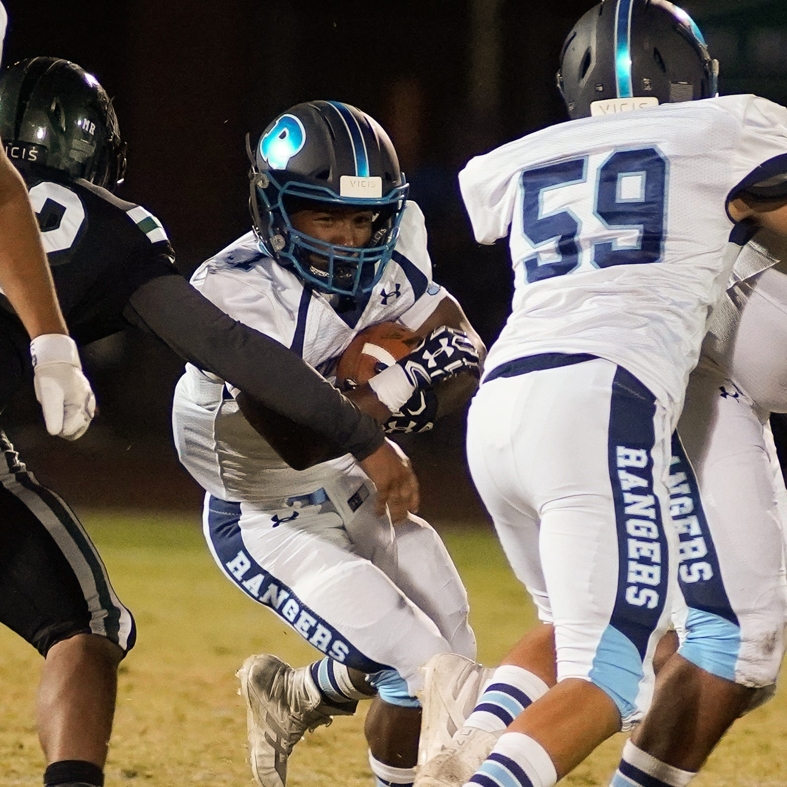 El Diamante entered Friday night with a seven-game winning streak vs. Redwood. Find out who won.