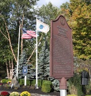 37th annual Brinks memorial ceremony in Nyack on Saturday, October 20, 2018.