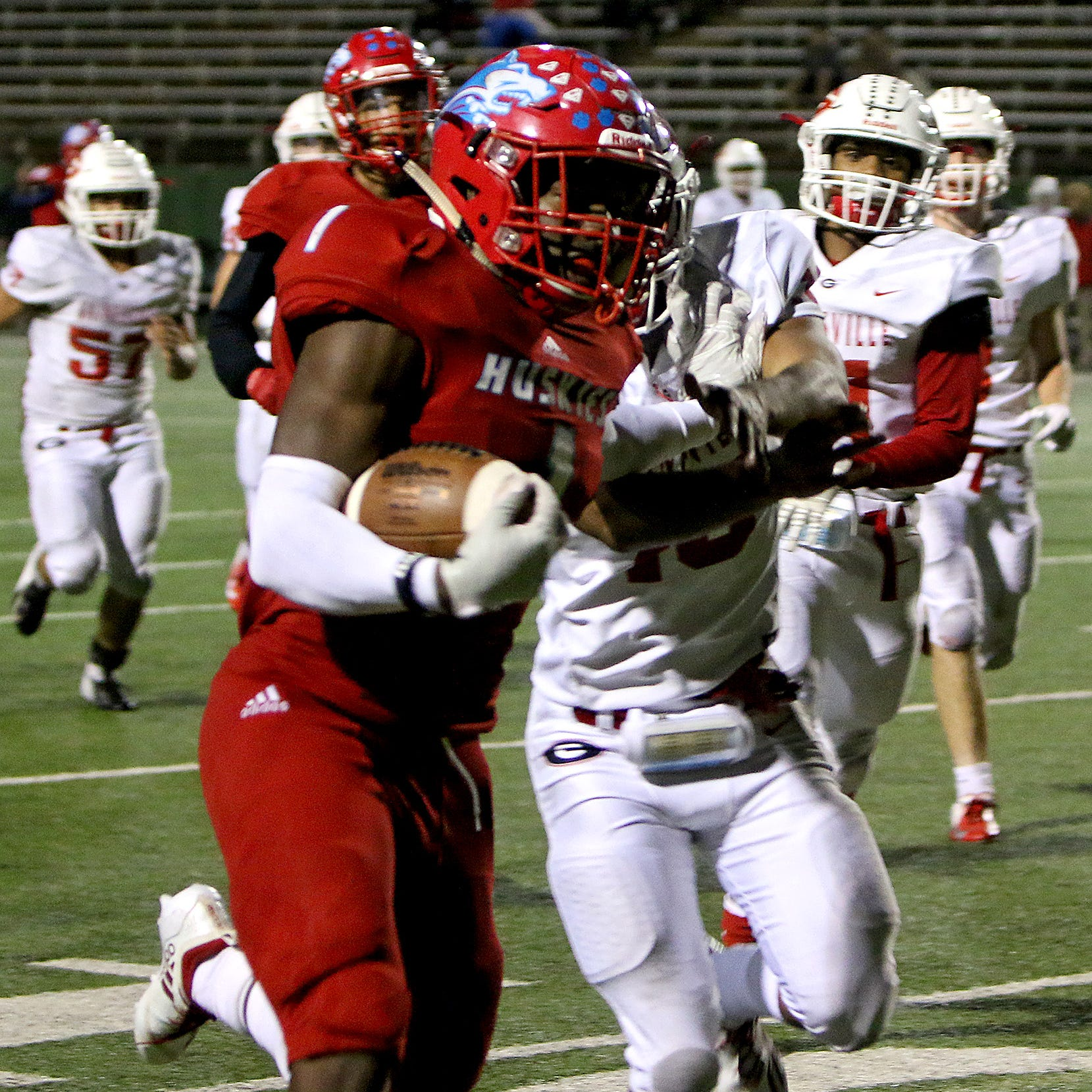 Hirschi Huskies rebound from loss with 40-point runaway at Memorial