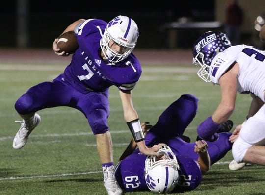 Jacksboro's Landon Davenport moves into a full-time role as the Tigers' quarterback after getting his feet wet as a sophomore.