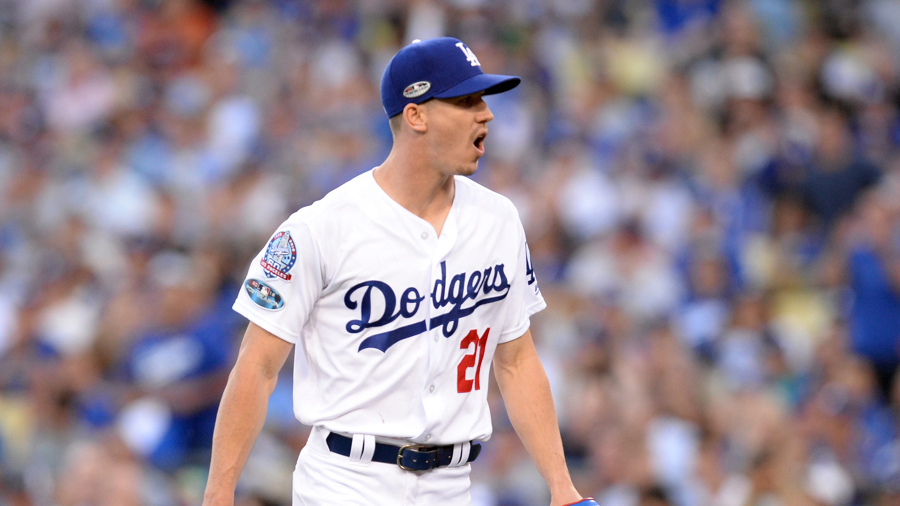 67d24d115e2 MLB playoffs  NLCS Game 7 puts Dodgers in familiar territory