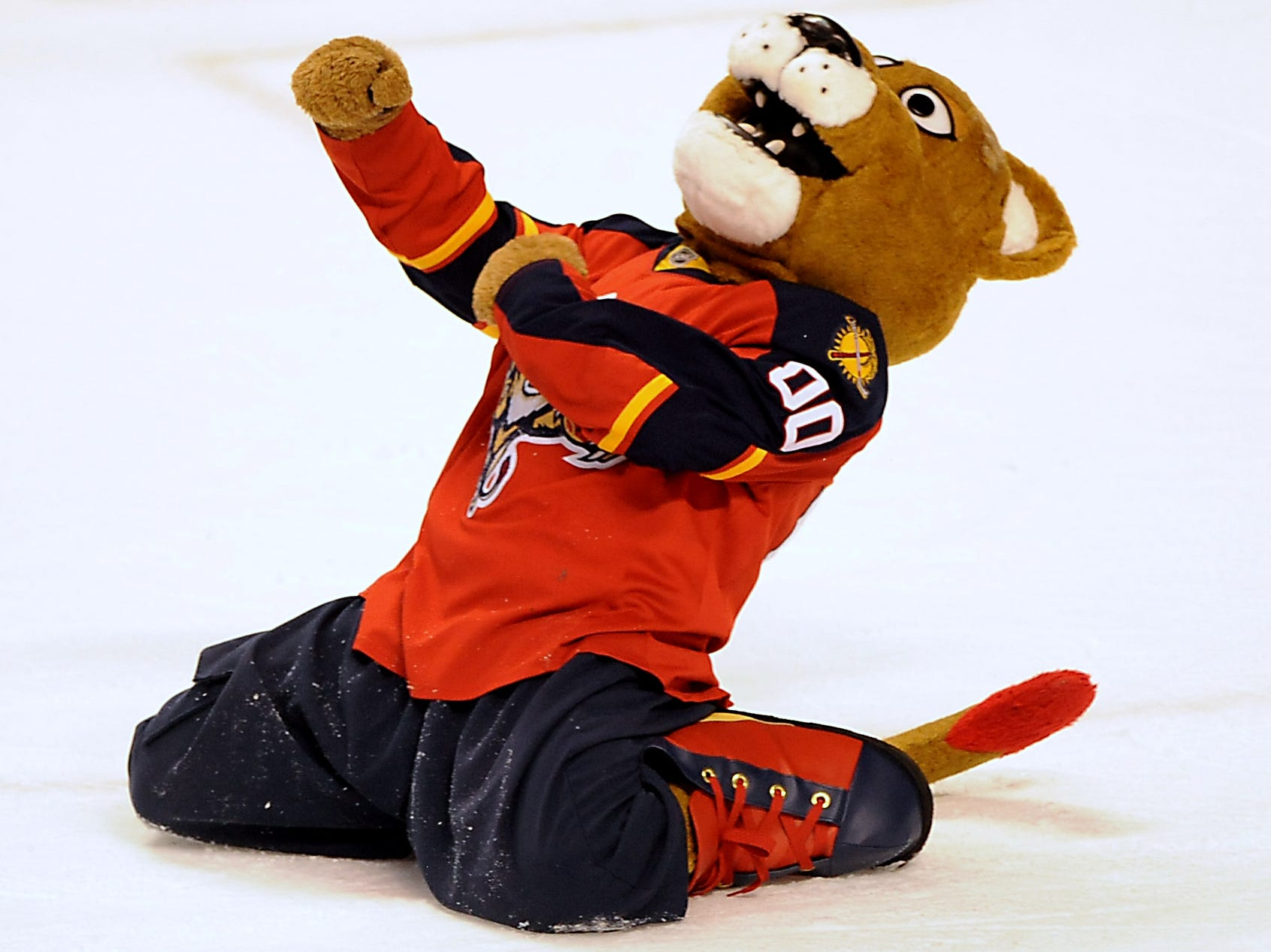 26. Stanley C. Panther, Florida Panthers.