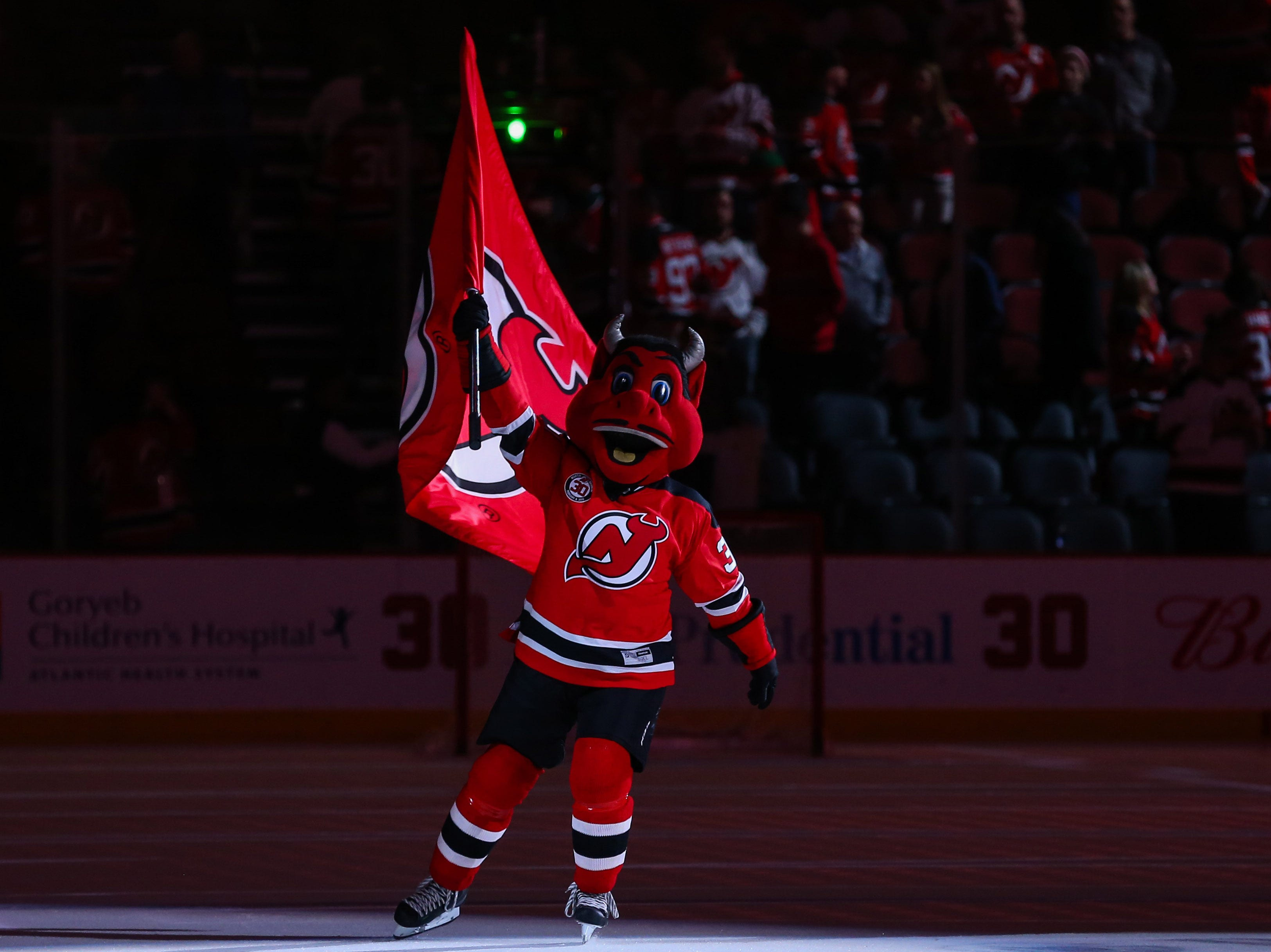 10. N.J. Devil, New Jersey Devils.