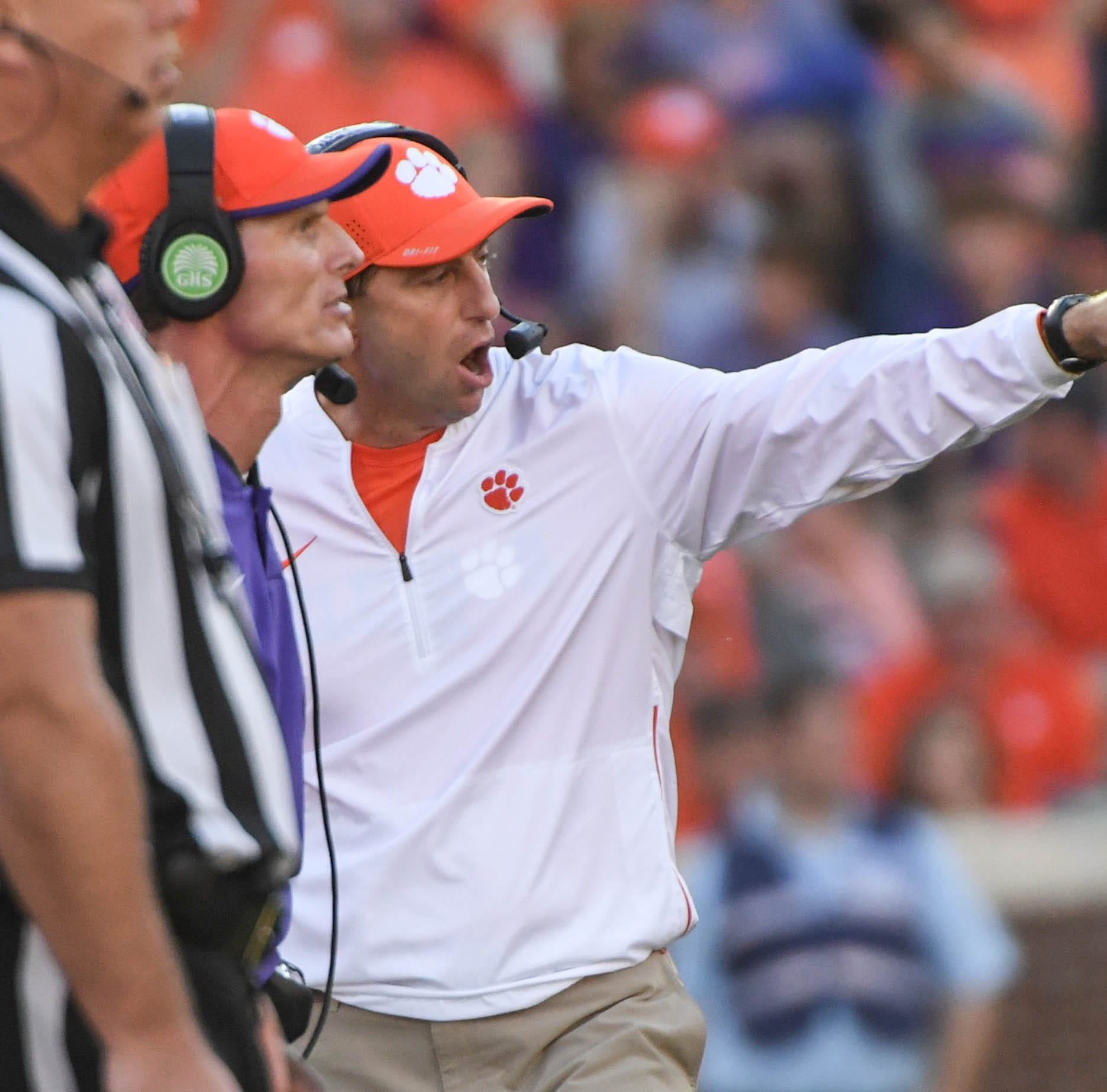 Dabo Swinney on next opponent: 'I just know they're Florida State'