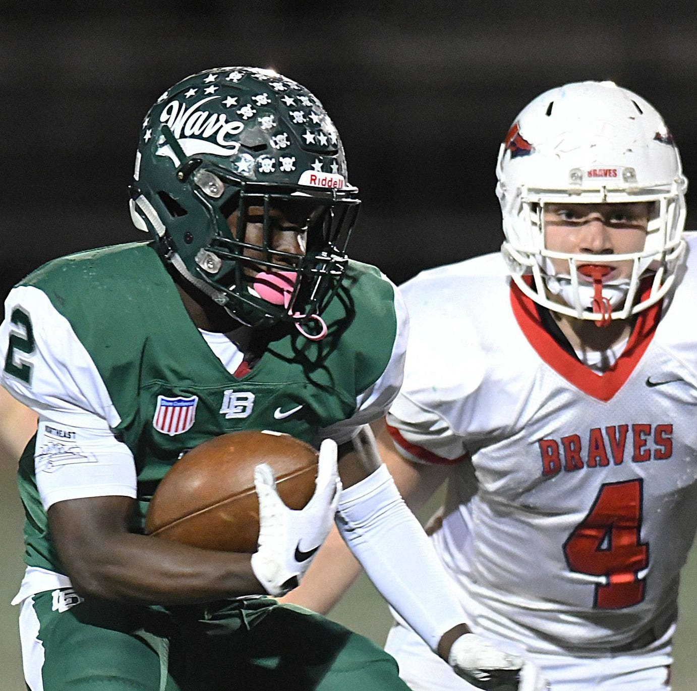 NJ football: Vote for the Shore Conference Player of the Week for Week 7