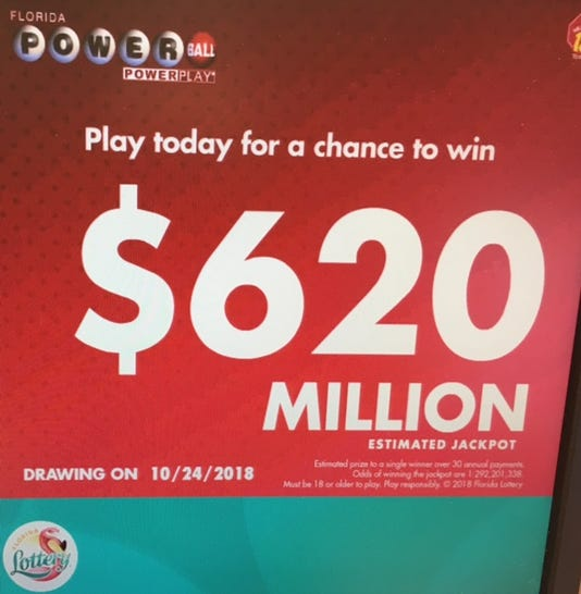 Powerball Third Largest Ever At 602 5 Million Check Your Tickets