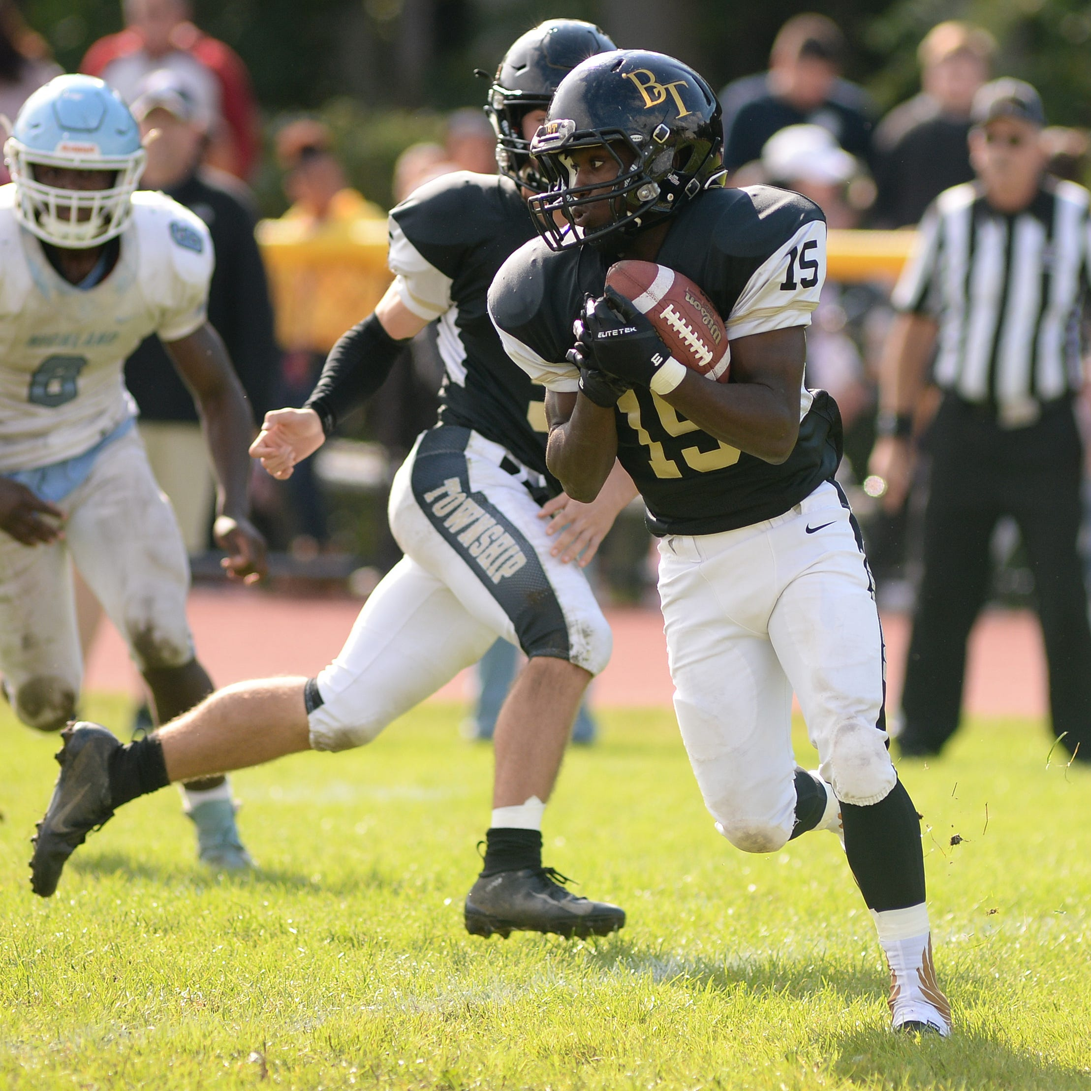 South Jersey Football Mean 15 rankings for Oct. 21