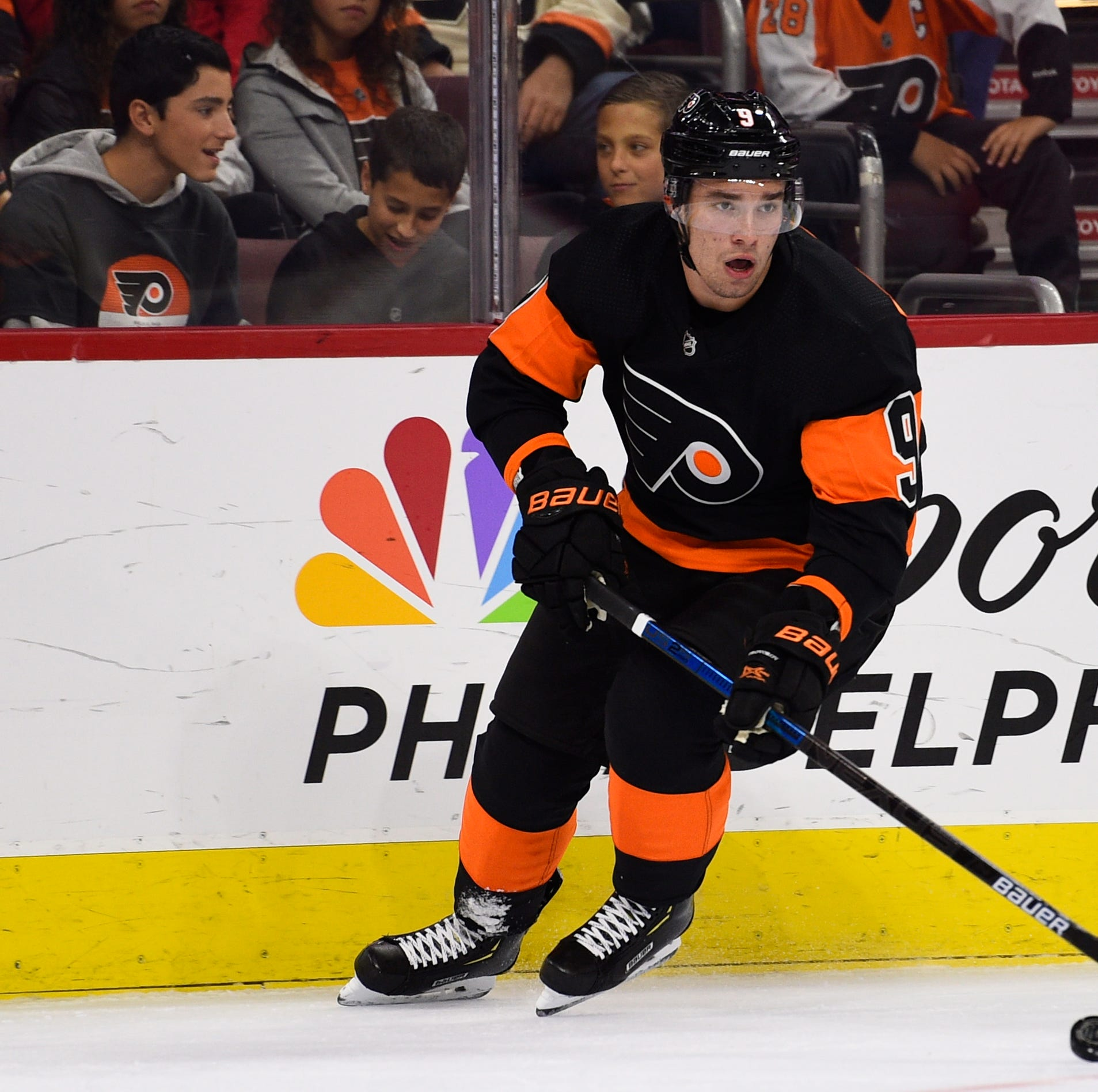Ivan Provorov trying to play his way back 'from good to great'