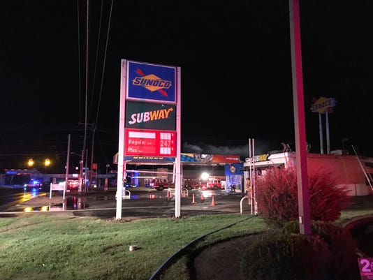 01 CGO GAS STATION FIRE