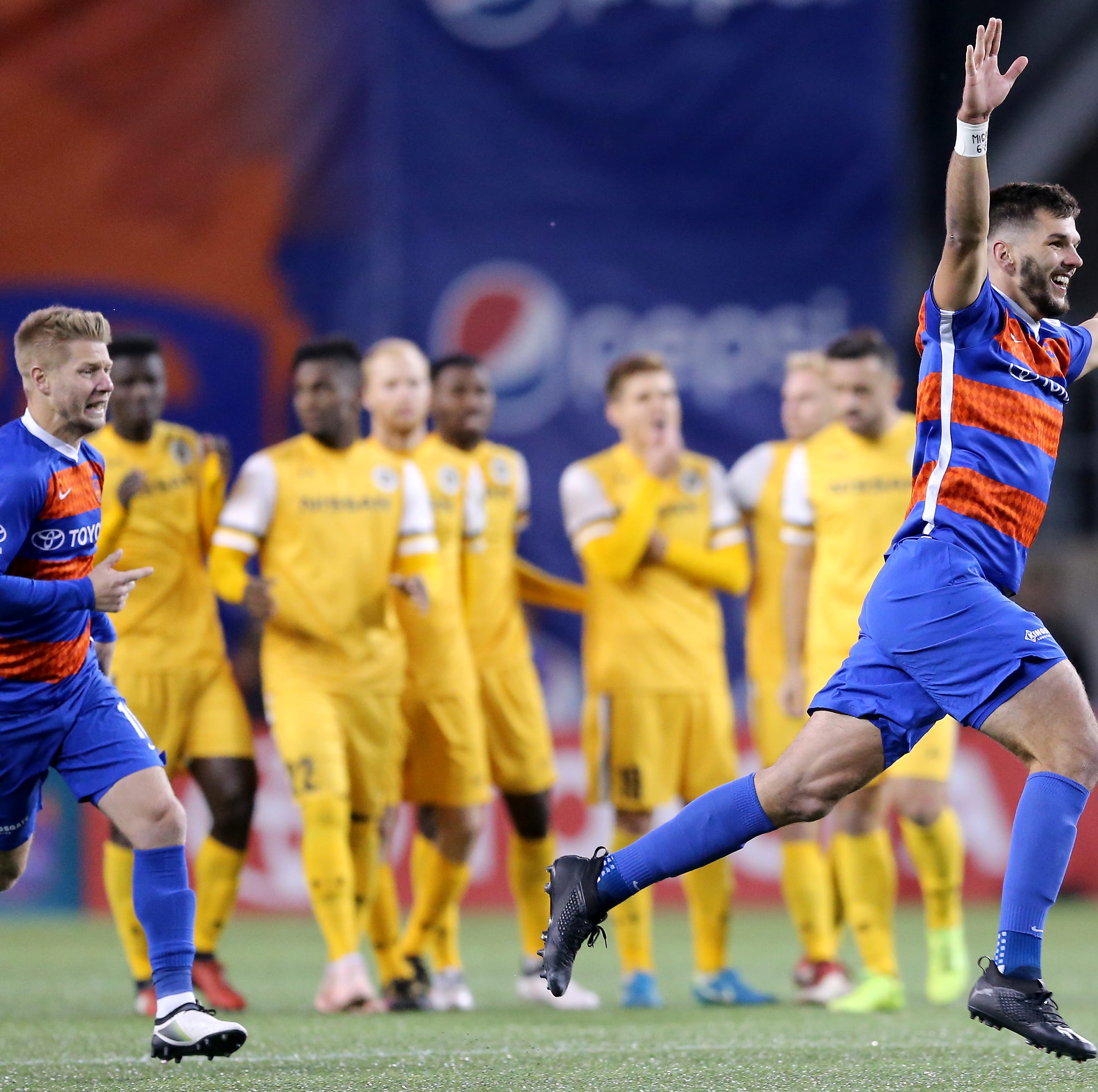 What you need to know about FC Cincinnati's USL Cup semifinal match against New York Red Bulls II
