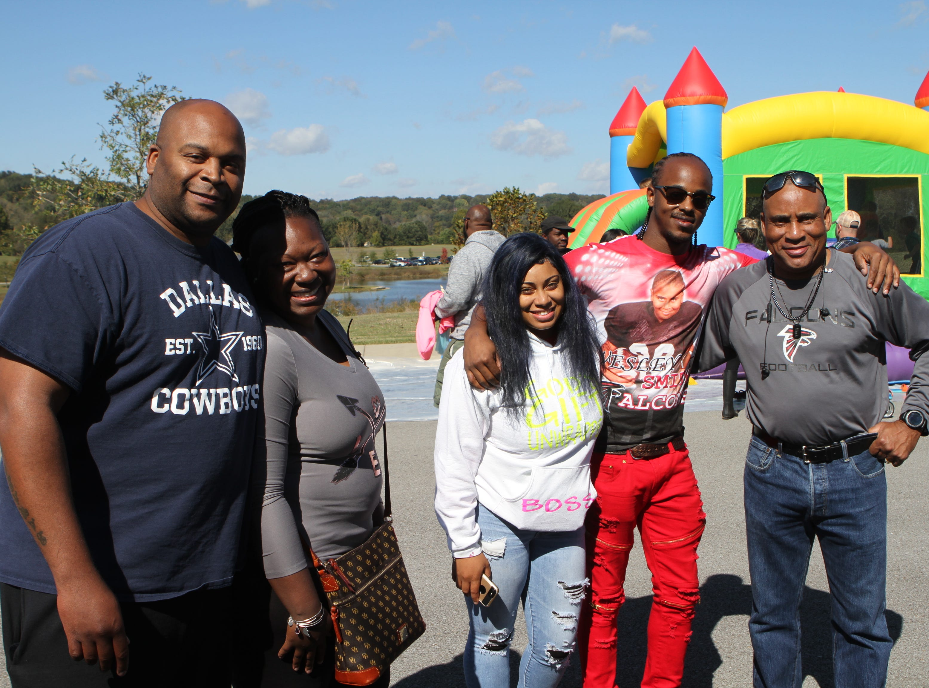 Clarksville Parks and Recreation hosted its annual BBQ Bash at Liberty Park on Saturday, October 20, 2018.