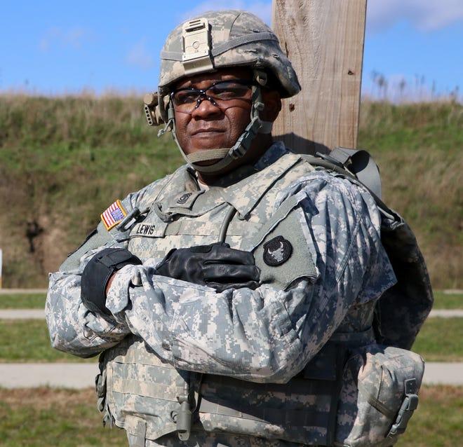 1st Sgt. Jeffrey Lewis