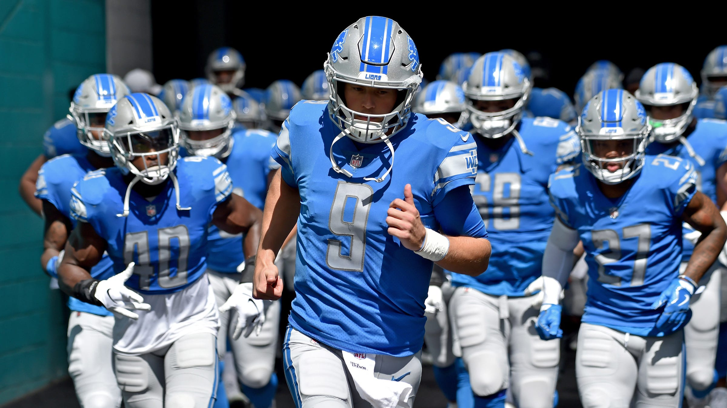 Detroit Lions: Grade their performance vs. Miami Dolphins