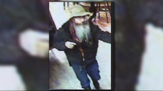 Michigan law enforcement is searching for 48-year-old Randall Robert Jensen.