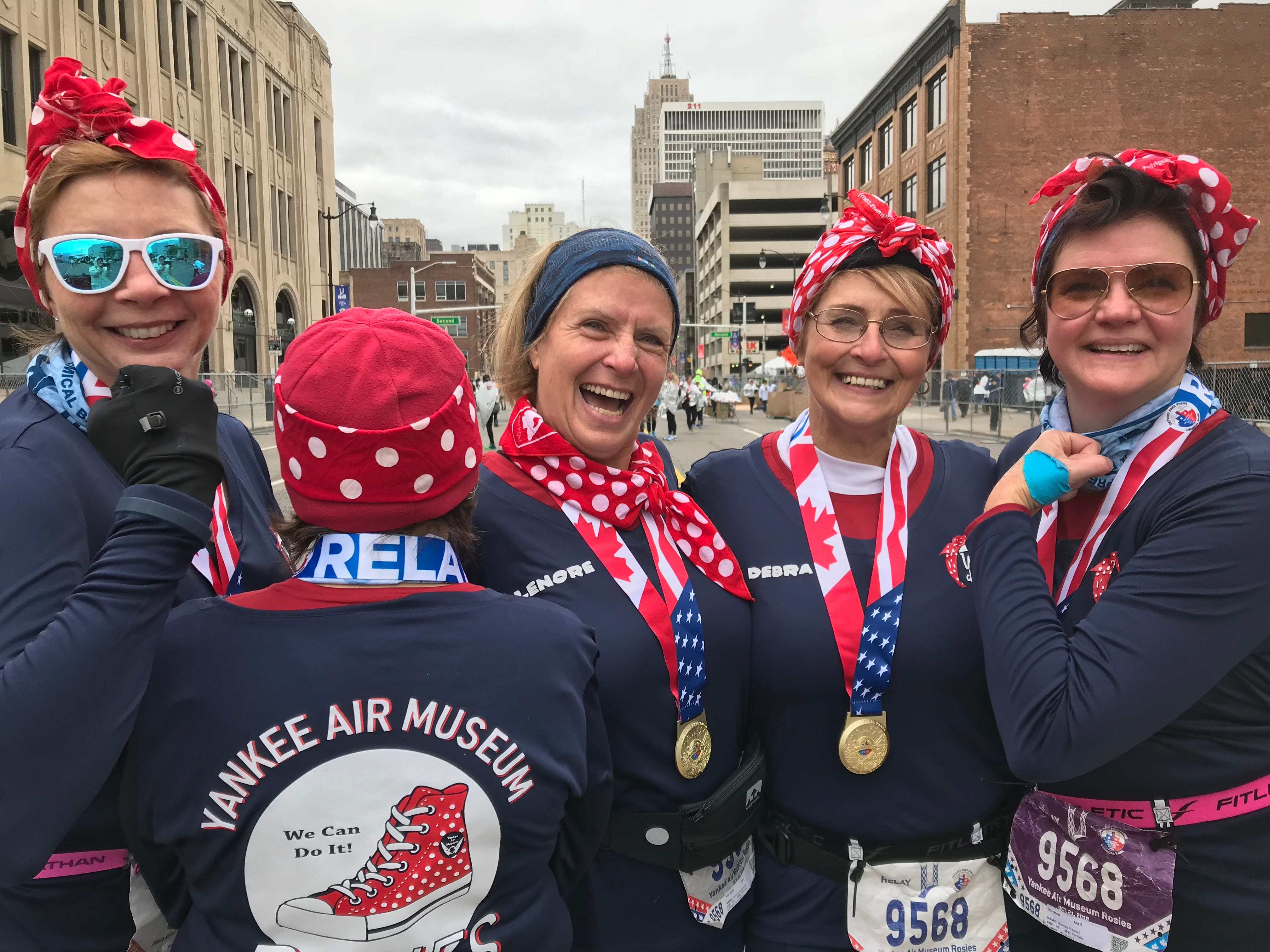 These 2018 Detroit marathon stories have all the feels