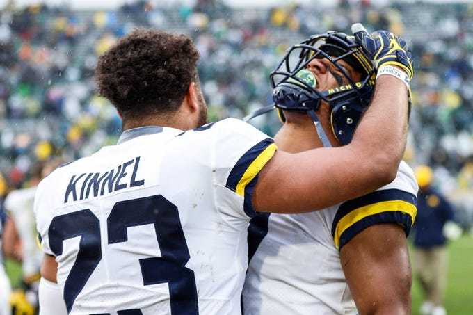 College Football Top 25 Is Michigan A Cfp Team