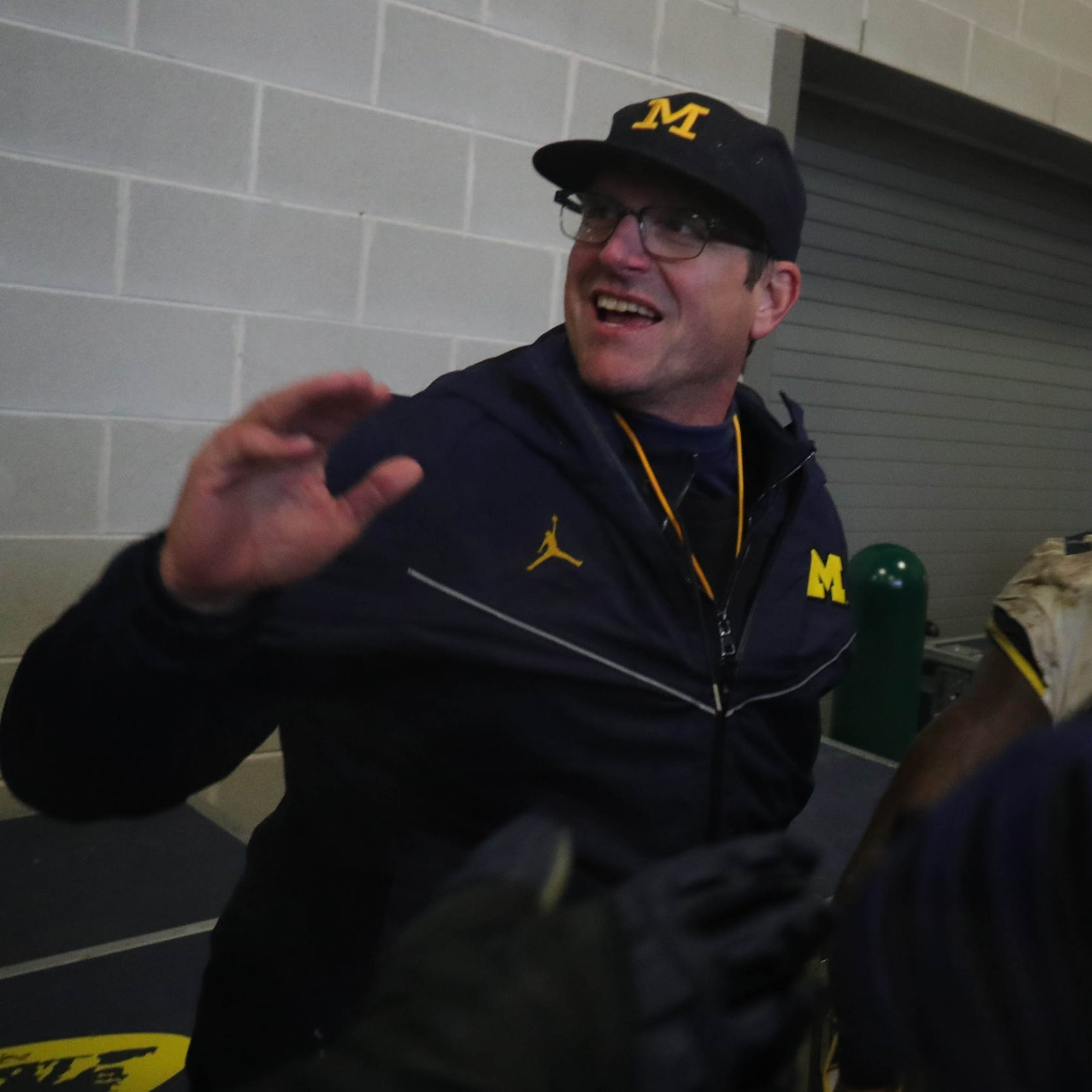 With Ohio State's loss, Michigan football becomes Big Ten leader