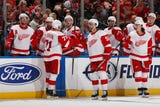A week ago, the Red Wings would have lost. What's different after their 4-3 win over the Panthers, Oct. 20, 2018 in Sunrise, Fla.
