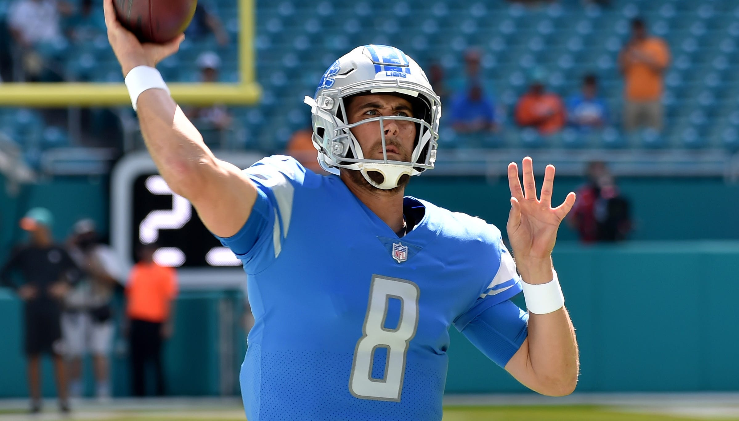 Detroit Lions need a backup QB. Matthew Stafford's contract makes it hard - Detroit Free Press