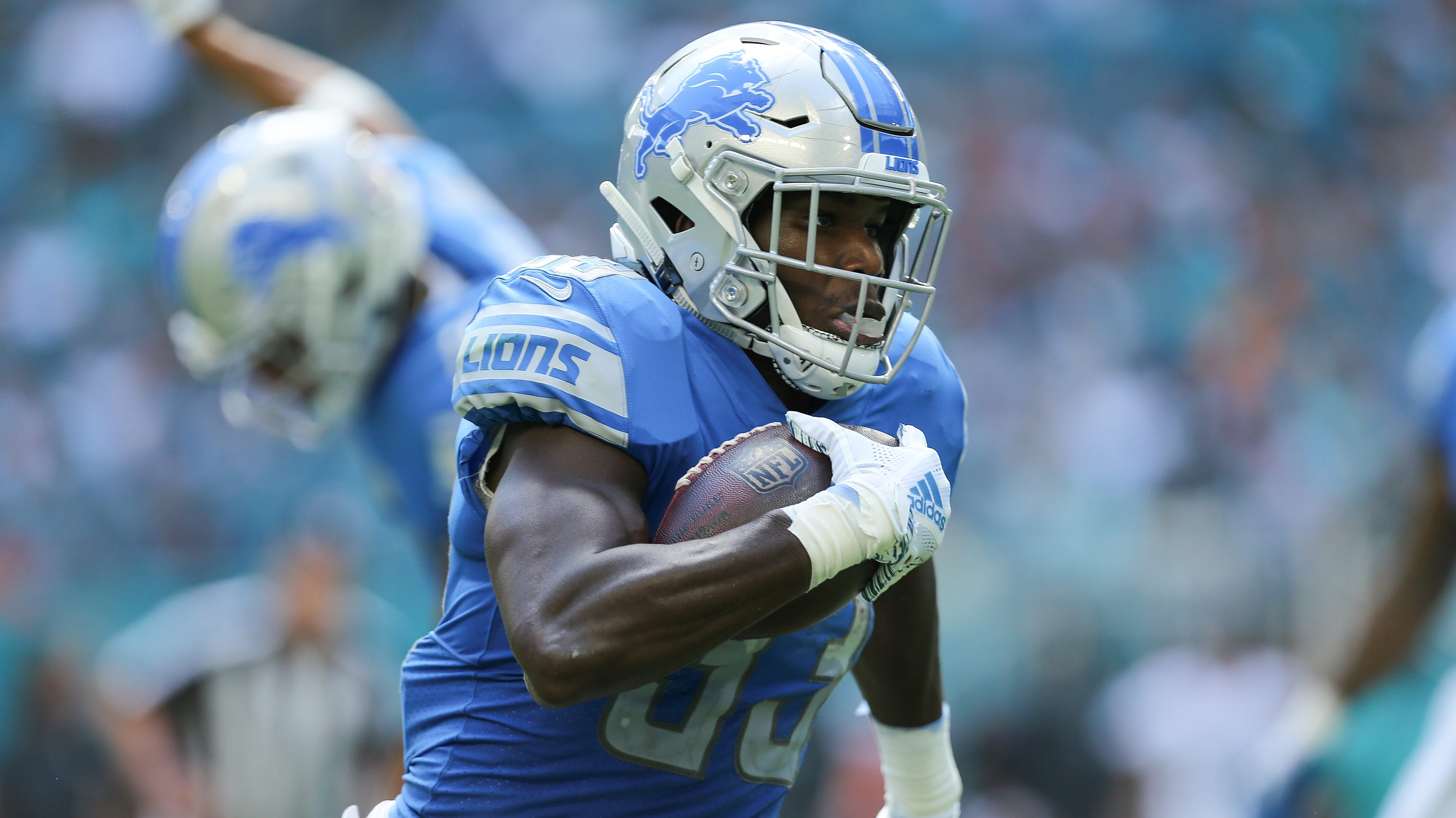 Detroit Lions  Kerryon Johnson could be on his way to a huge 2019 c32700d6e