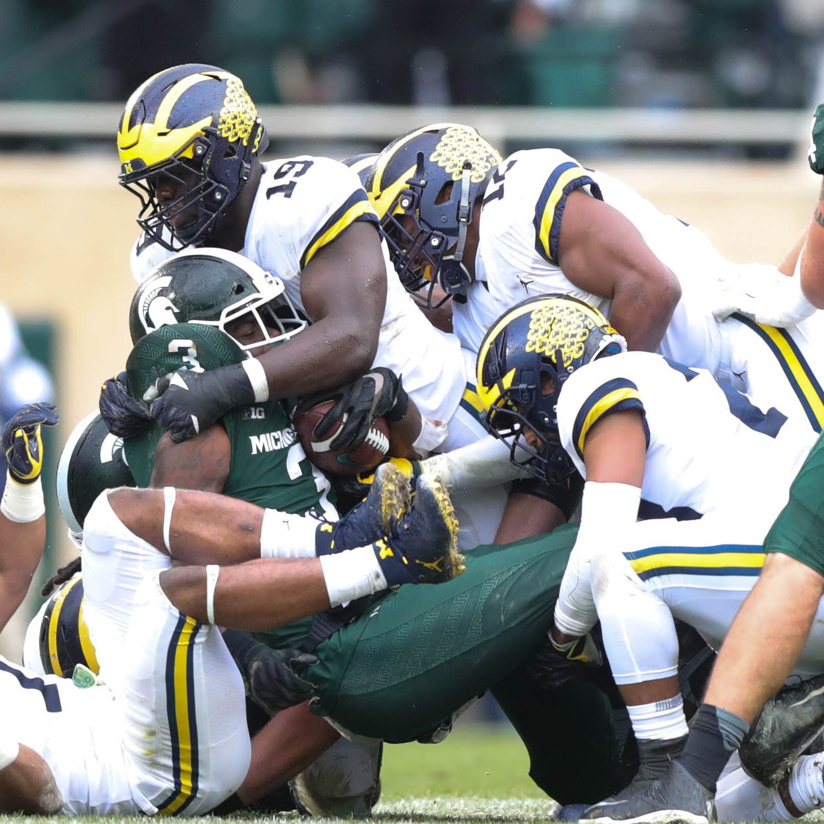 For Michigan football, serious change hits the defensive line