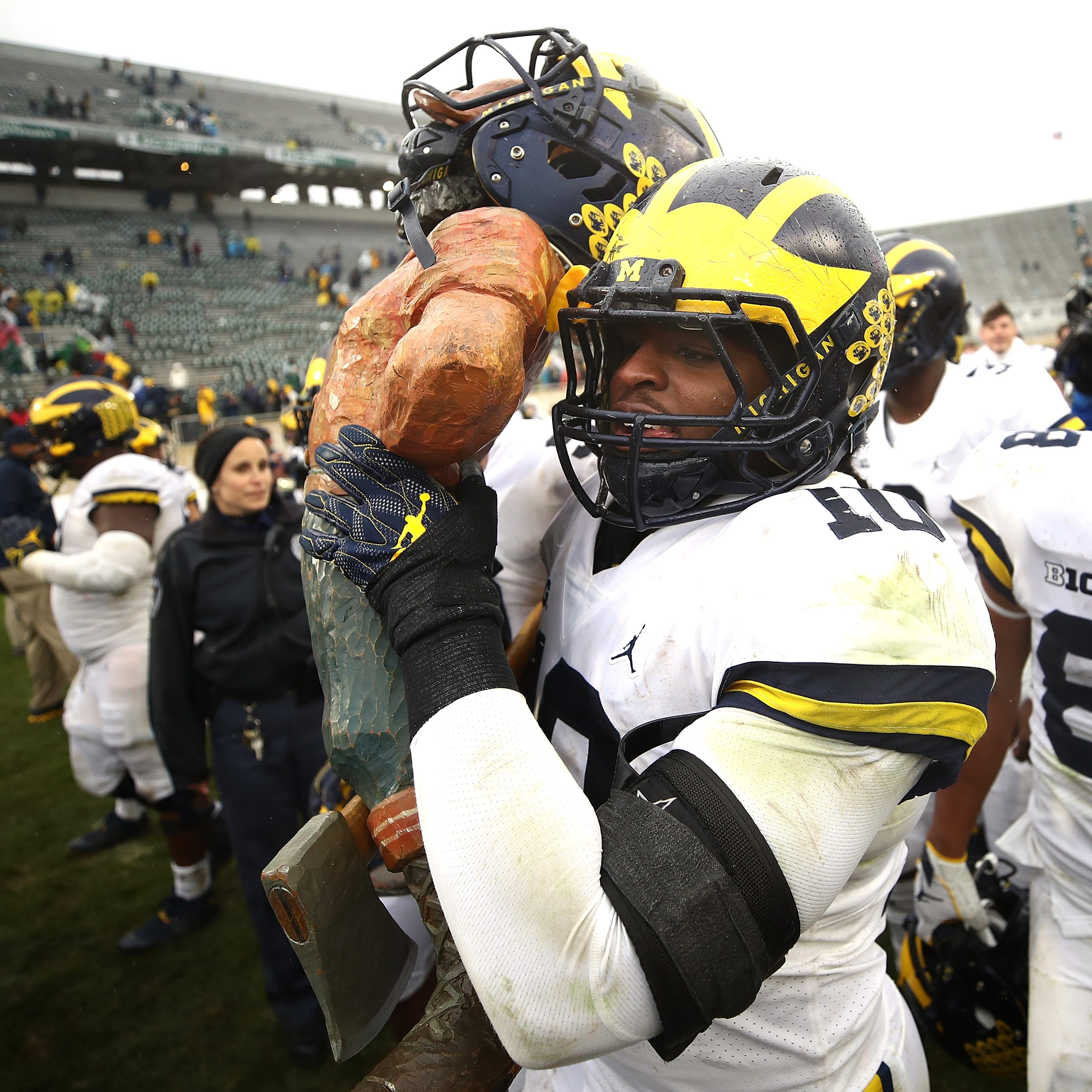 Devin Bush Jr. leads slew of Michigan players on ESPN's NFL draft board