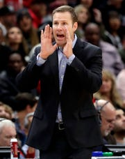 Fred Hoiberg is the new coach at Nebraska.