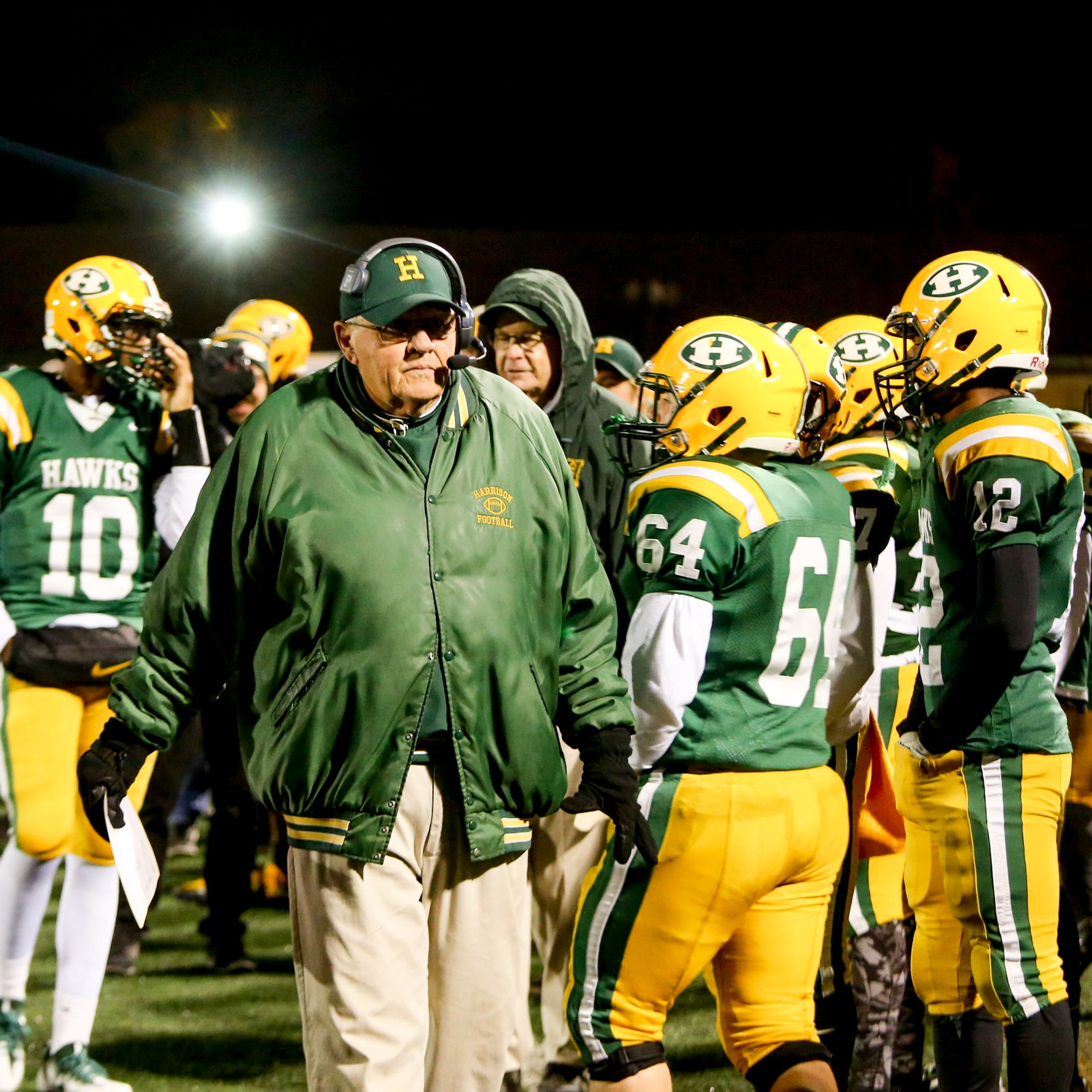 Michigan high school football playoff pairings