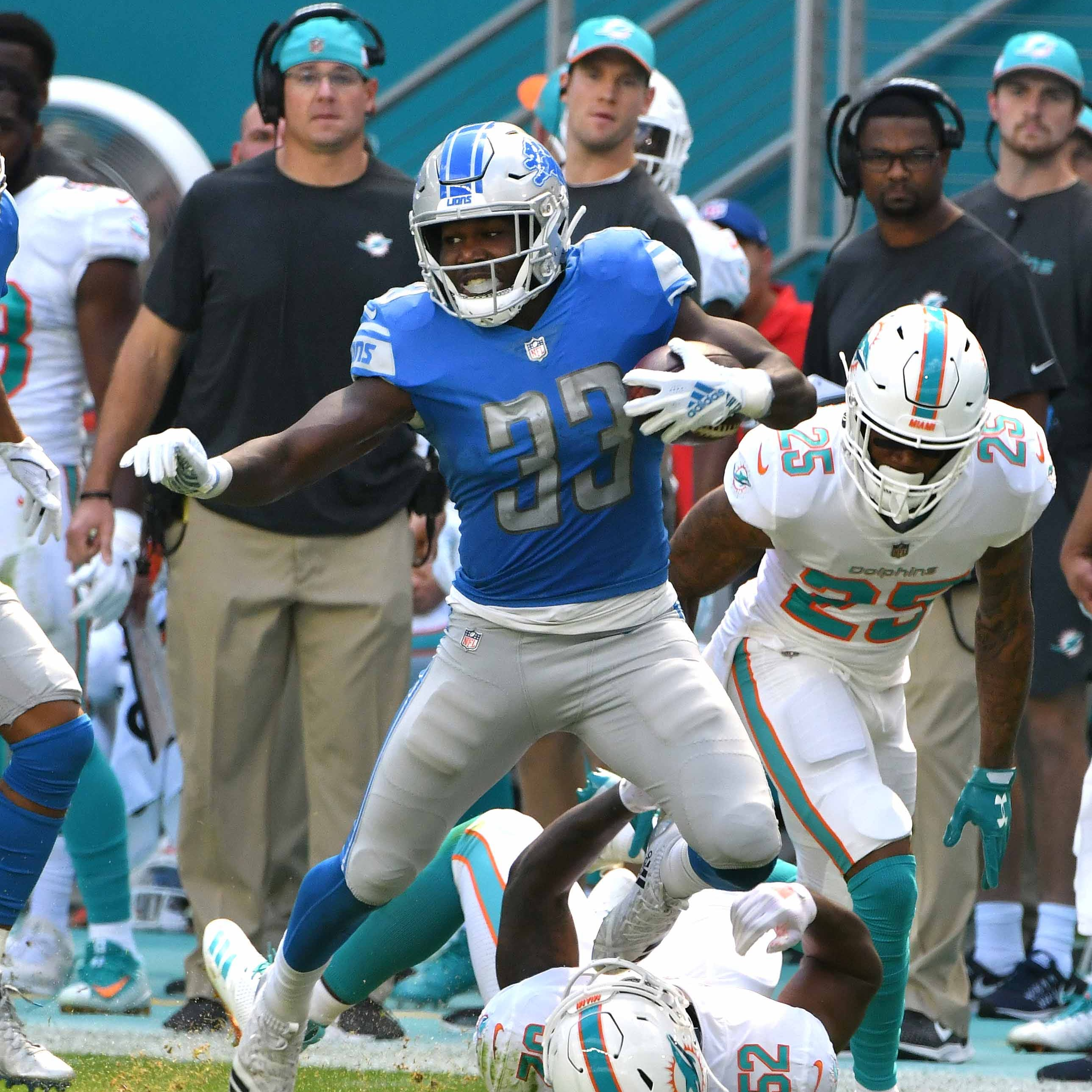 Detroit Lions film review: 5 observations vs. Dolphins