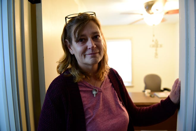 Jodi Zbierajewski is the house manager, for Light House Sober Living, Inc. new house for women in addiction recovery in Port Clinton. The facility opened in October.