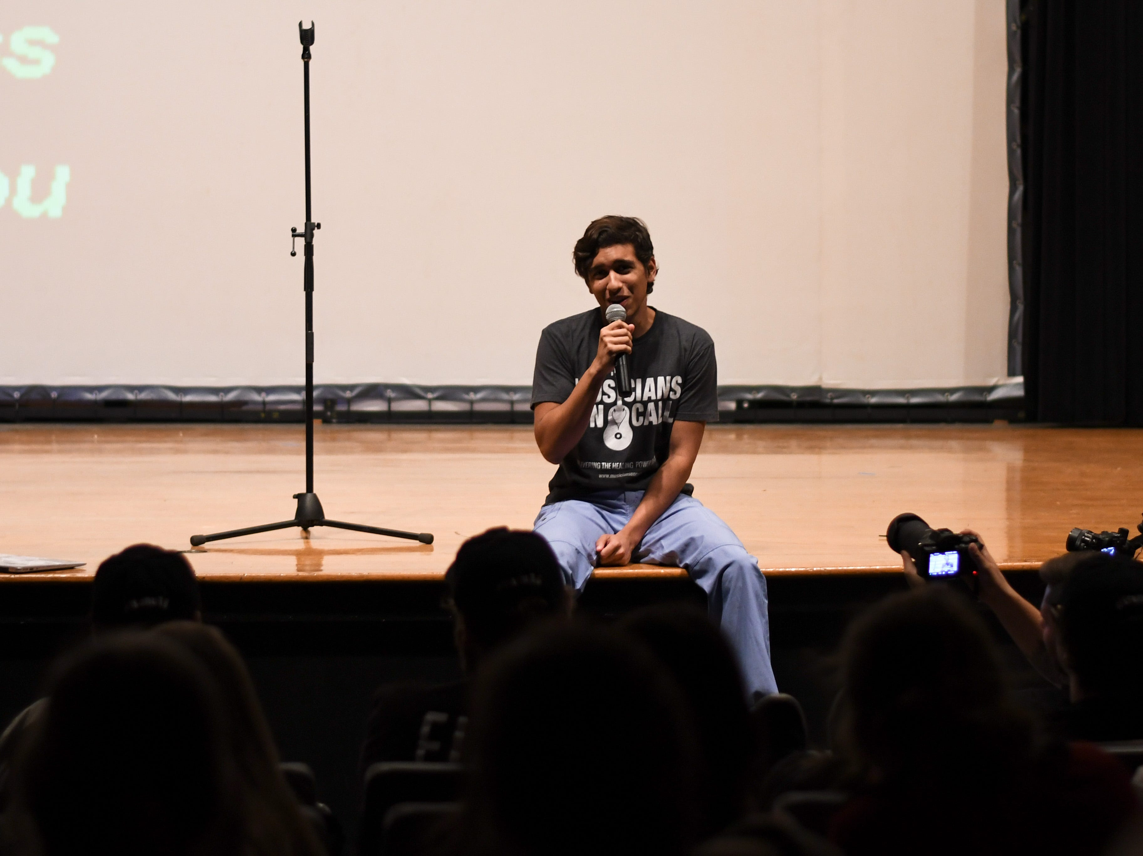 The Homecoming event, Karaoke for a Cause, gave FSU students a chance to sing, dance, and enjoy themselves while also raising awareness for the numerous philanthropies across campus.