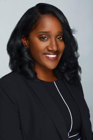 FSU senior Jasmine Ali is a candidate for Leon County Commissioner District 1.