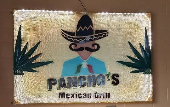 Pancho's features a variety of authentic Mexican foods.