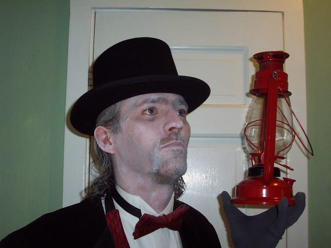 Tim Freiss, the owner of Green Bay Ghost Tours, considers himself a storyteller.