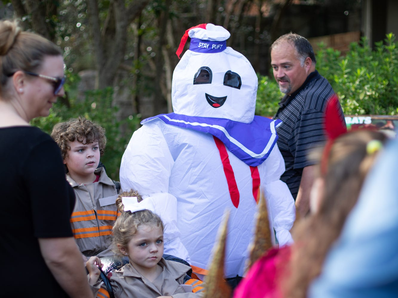 Boo at the Zoo at the Greenville Zoo in downtown Greenville Saturday, October 20, 2018.