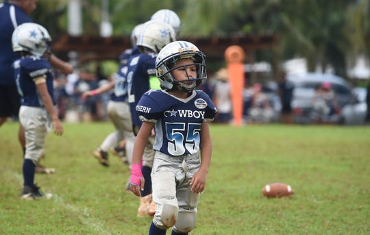 The Southern Cowboys areaccepting registration for children ages4 to 15 and interested in playing flag football, tackle football andcheerleading.