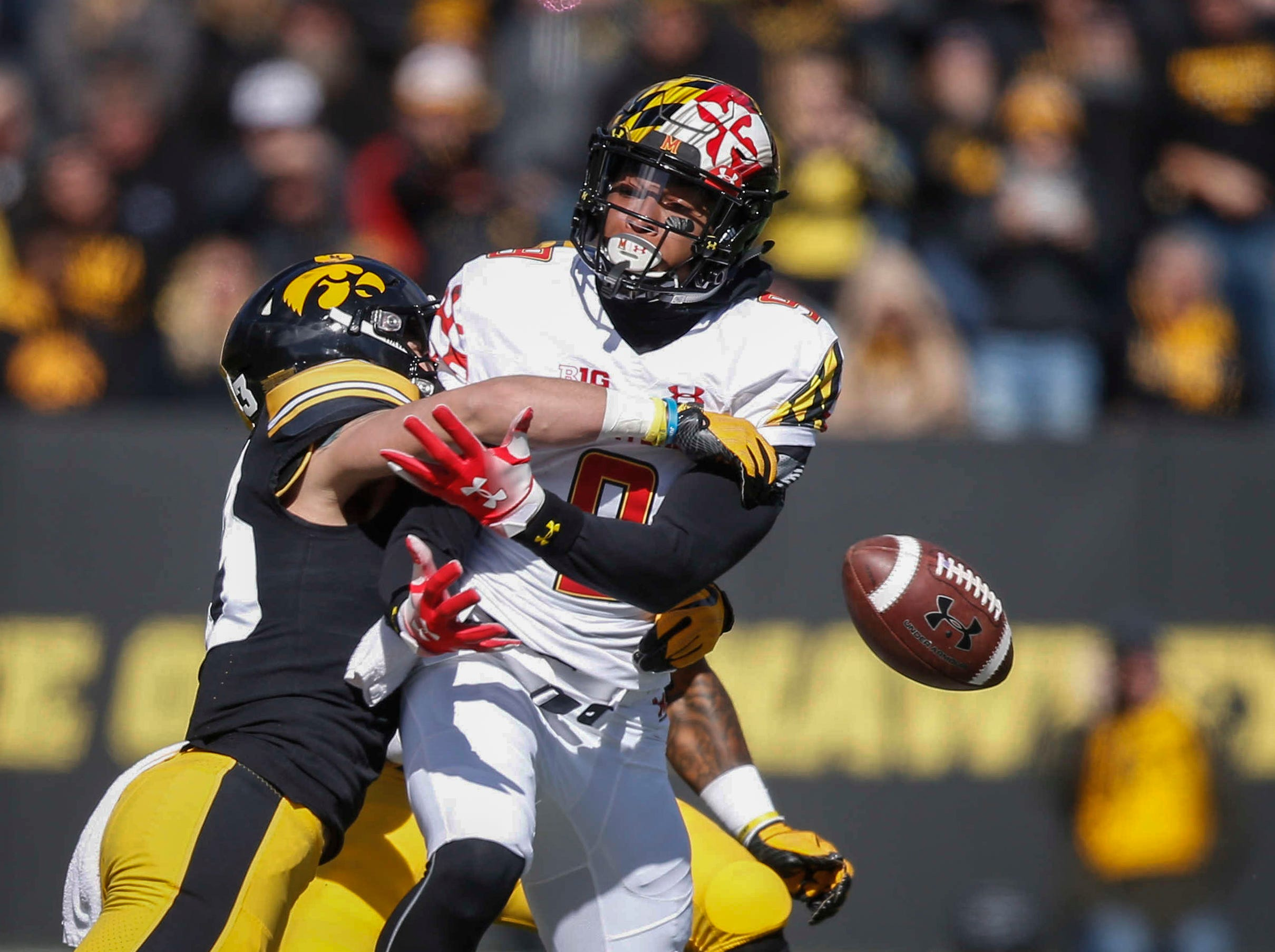 Hawkeyes reach the top 20 in latest Coaches Poll following Maryland shutout