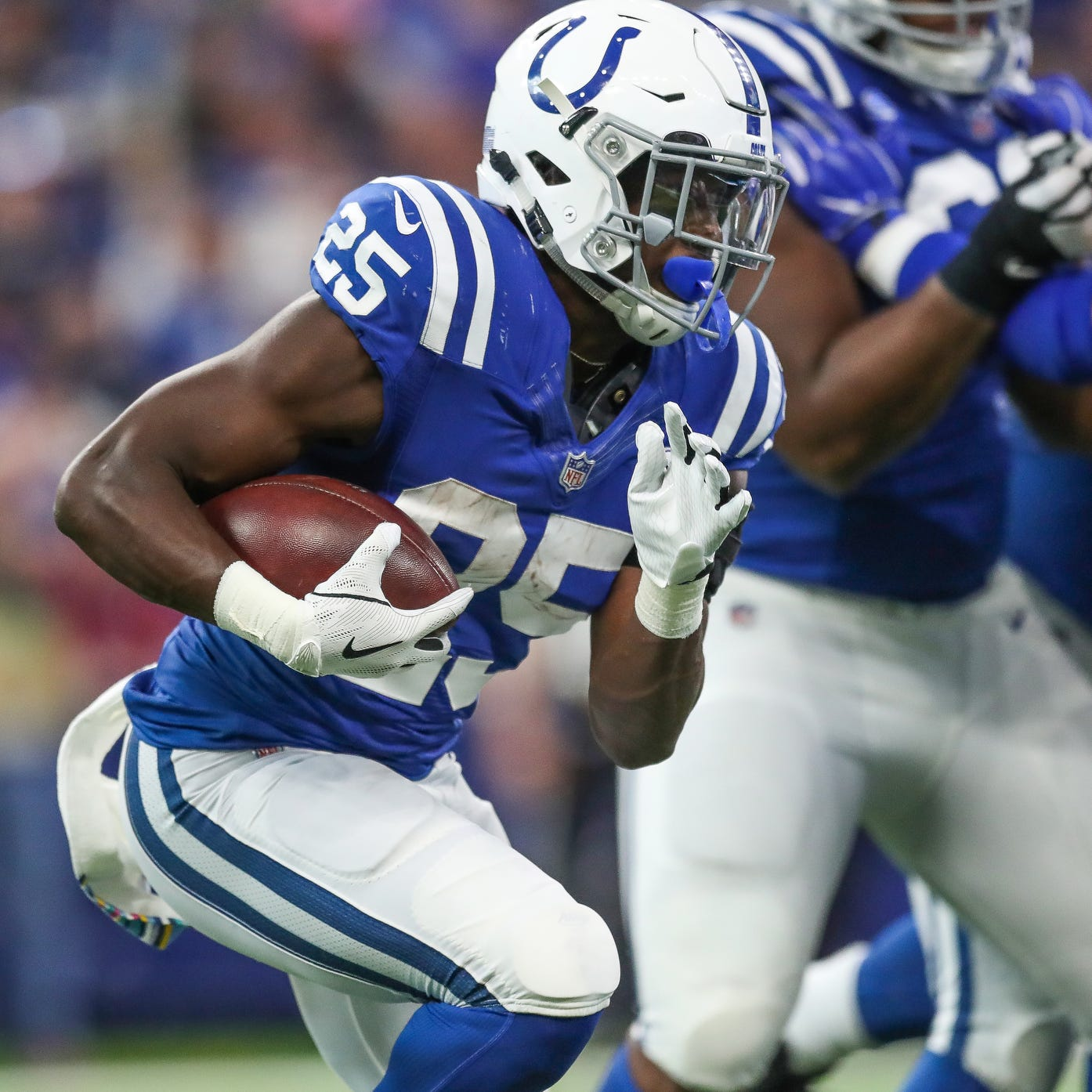 Colts blow out Bills with all-around effort