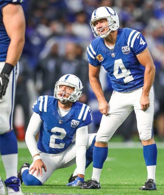 Photos From Indianapolis Colts Vs Buffalo Bills